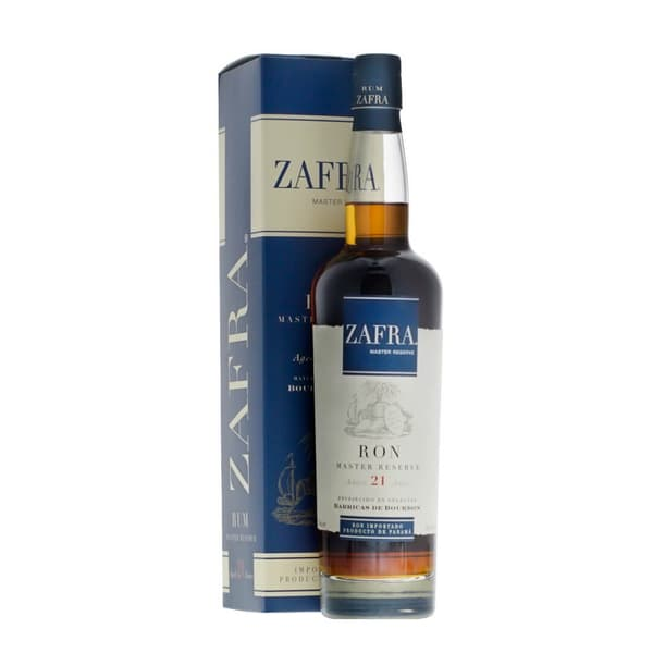 Zafra Master Reserve 21 Years Rum 70cl