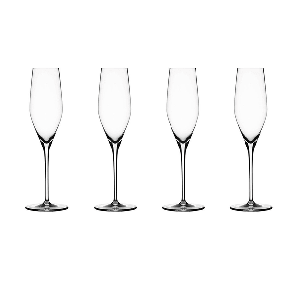 Spiegelau Authentis Champagnerflöte, 4er-Set