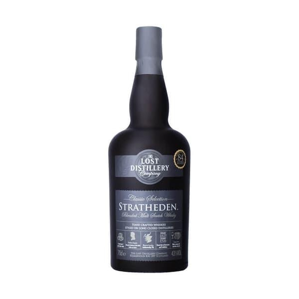 The Lost Distillery Stratheden Deluxe Blended Malt Scotch Whisky 70cl