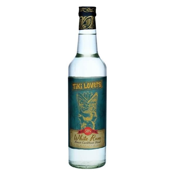 Tiki Lovers White Rum 70cl