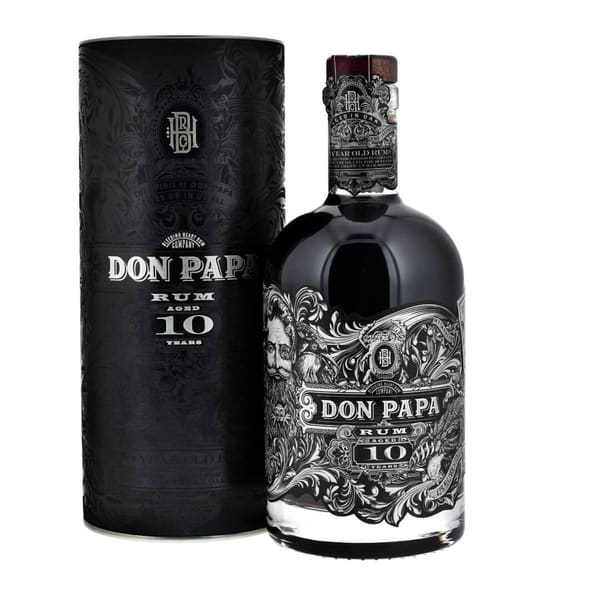 Don Papa Rum 10 Years 70cl