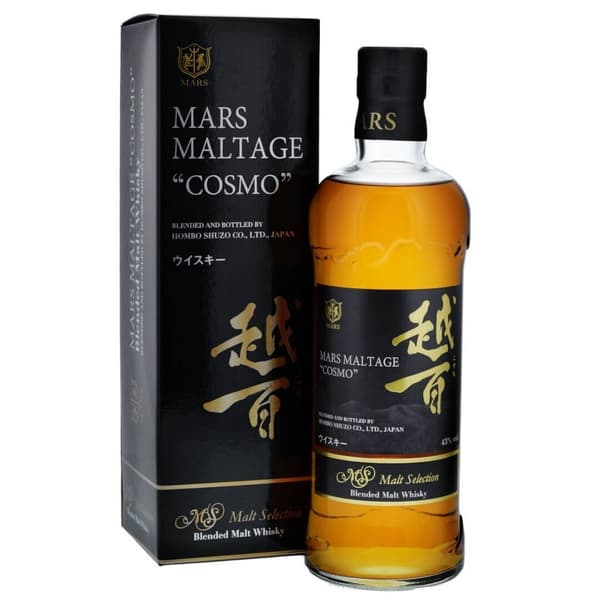 Mars Maltage COSMO Malt Selection 70cl