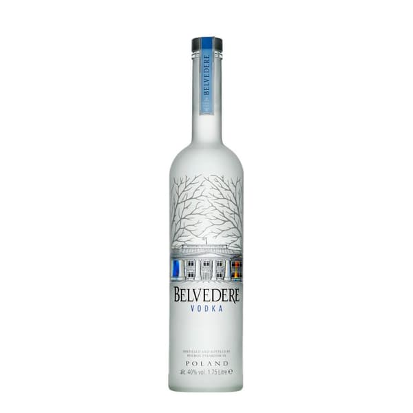 Belvedere Vodka 175cl