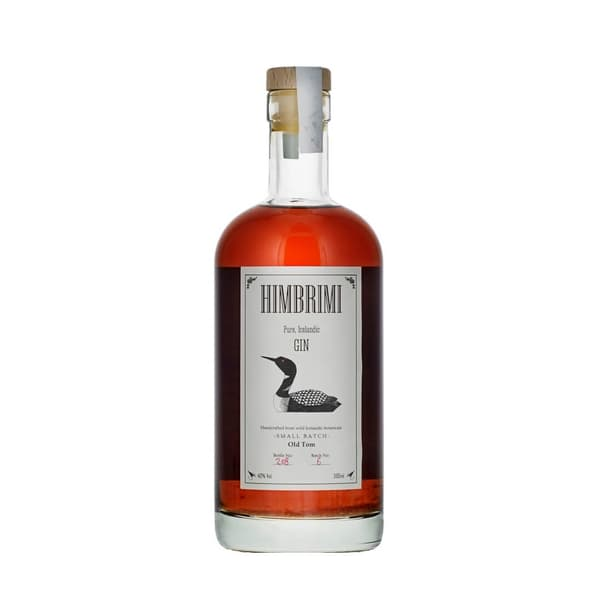 Himbrimi Pure Icelandic Old Tom Gin 50cl
