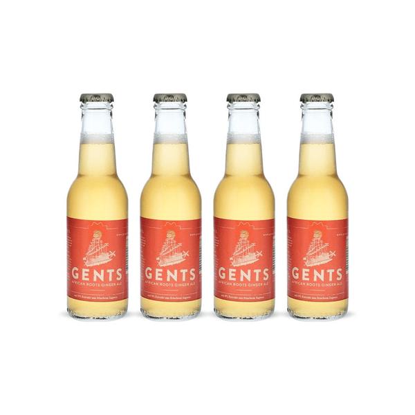Gents Ginger Ale 20cl 4er Pack