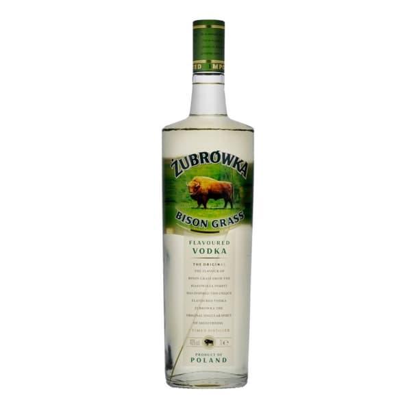 Zubrowka Bison Grass Vodka 100cl