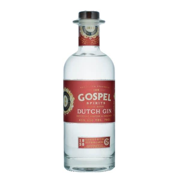 Gospel Dry Gin 70cl