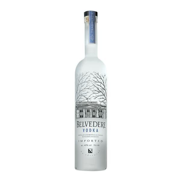 Belvedere Pure Vodka LED Edition 70cl