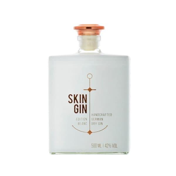 Skin Gin Weiss 50cl