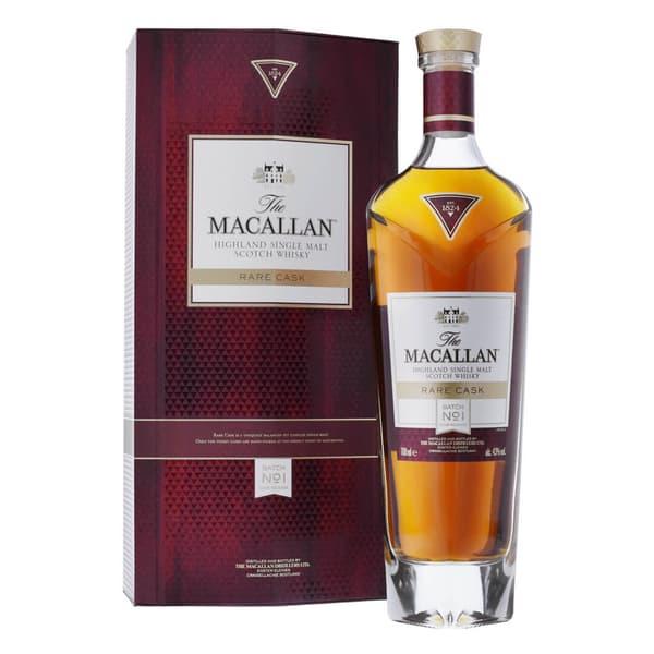 The Macallan Rare Cask Single Malt Whisky 70cl