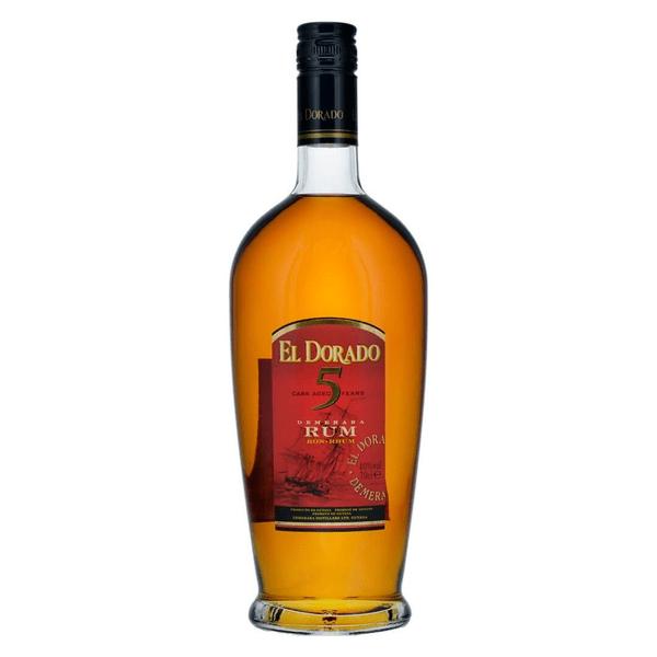 El Dorado Rum 5 Years 70cl
