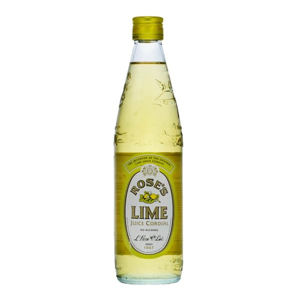 Rose's Lime Juice Cordial 57cl