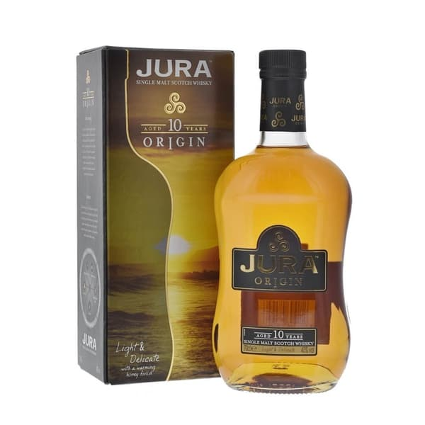 Jura Origin 10 Years Whisky 70cl