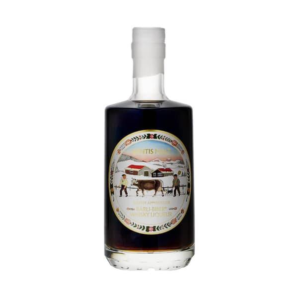 Säntis Malt Appenzeller Bärli-Biber Whisky Likör 50cl