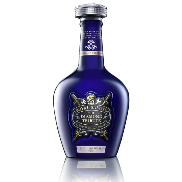 Royal Salute The Diamond Tribute Blended Scotch Whisky 70cl