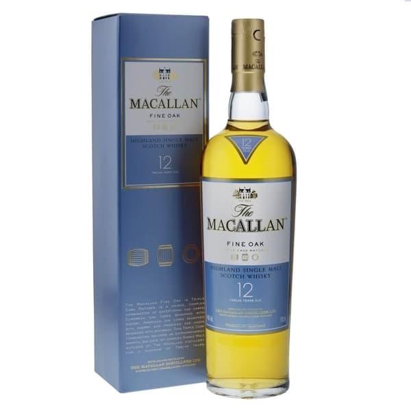 Macallan Fine Oak 12 years 70cl