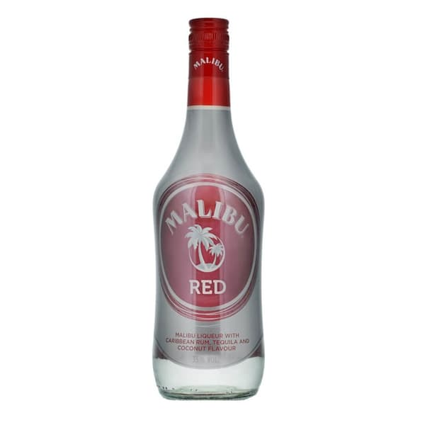 Malibu Red Likör 70cl