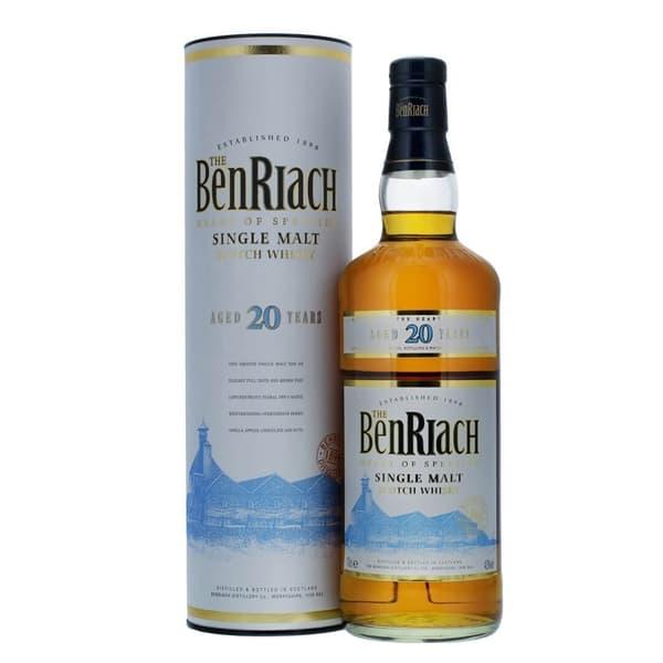 Benriach 20 Single Malt Years 70cl