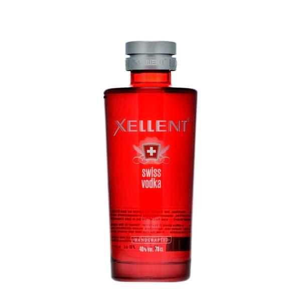 Xellent Swiss Vodka 70cl