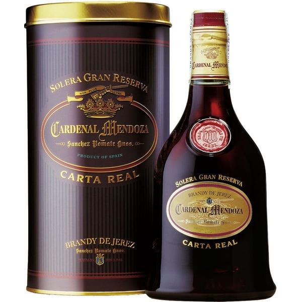 Cardenal Mendoza Carta Real Solera Gran Reserva Brandy 70cl