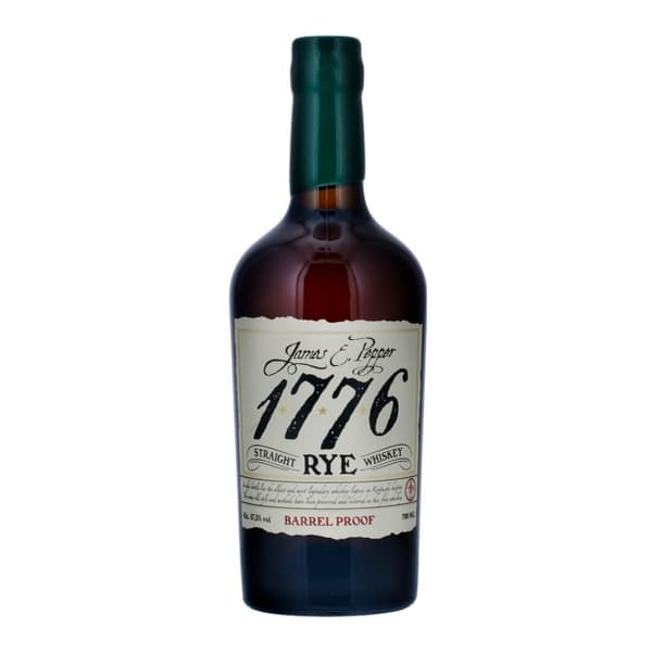 1776 Straight Rye Whiskey Barrel Proof Old Style 70cl
