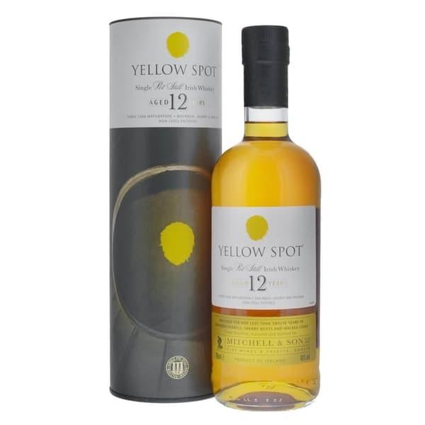 Yellow Spot 12 Years Irish Whiskey 70cl