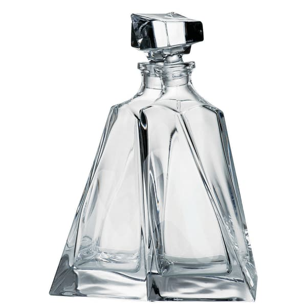 Bohemia Crystal Glass Lovers Decanters Set