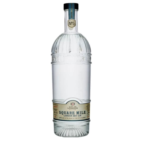 City of London Square Mile Gin 70cl