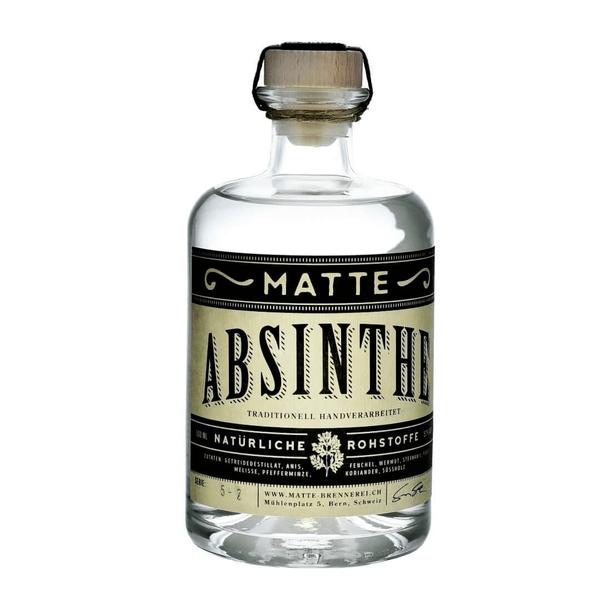 Matte Absinthe 50cl