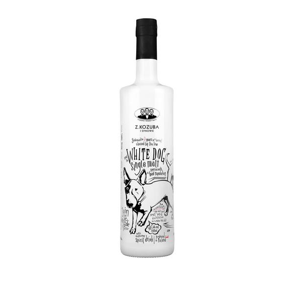 Kozuba White Dog Whisky 70cl