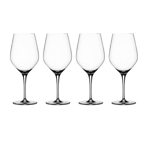 Spiegelau Authentis Bordeauxglas, 4er-Set