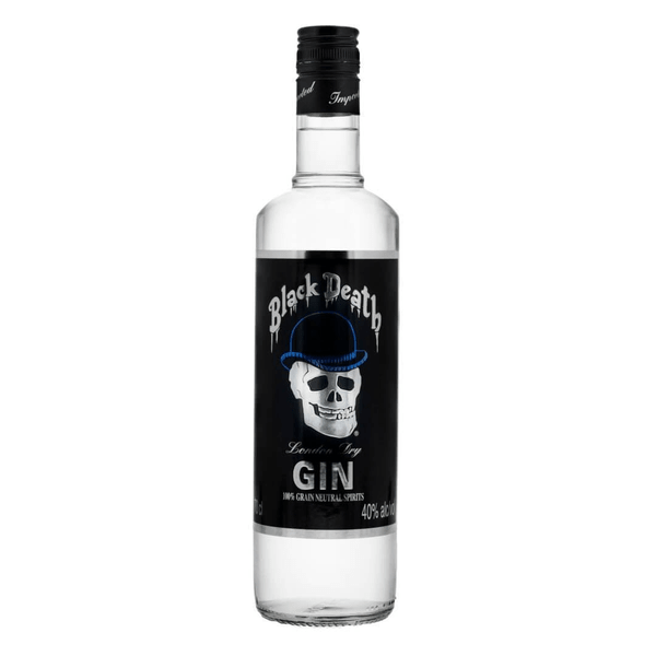 Black Death Gin 70cl