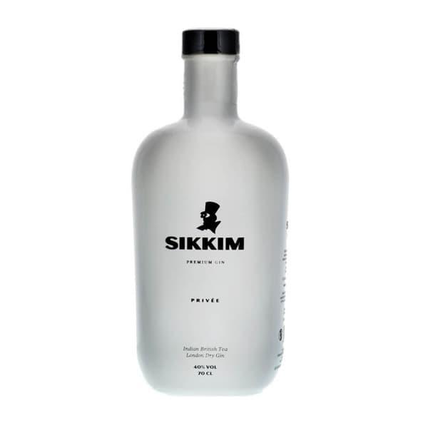 Sikkim Privée London Dry Gin 70cl