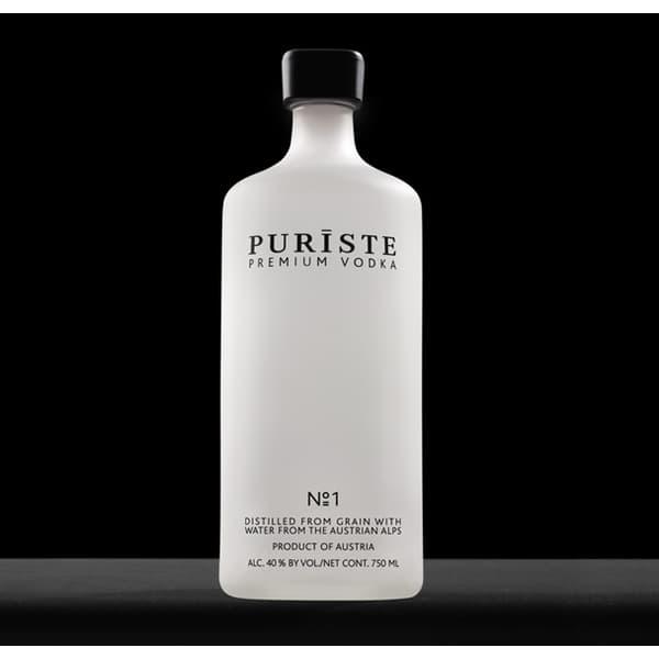 Puriste Premium Vodka 70cl