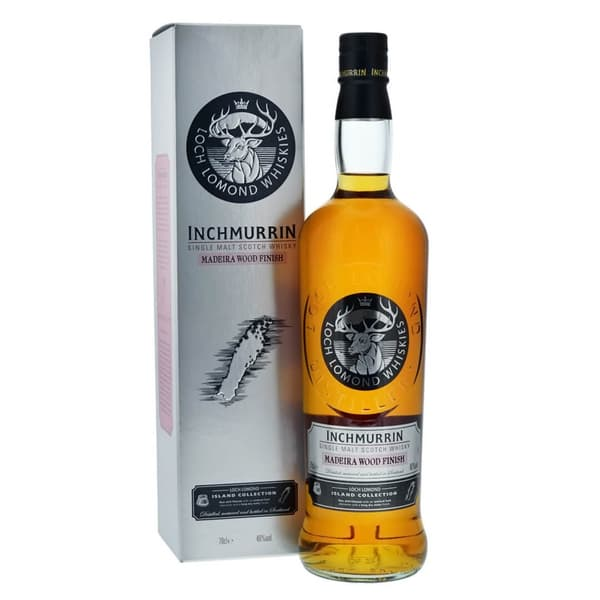 Inchmurrin Madeira Finish 70cl