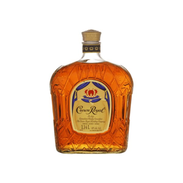 Crown Royal Fine de Luxe Canadian Whisky 100cl