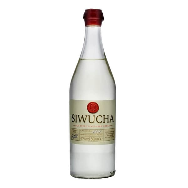 Siwucha Vodka 50cl