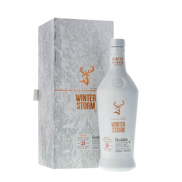 Glenfiddich Winter Storm 21 Years Whisky 70cl