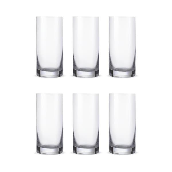 Bohemia Crystal Glass Barline Wasserglas 23cl, 6er-Set