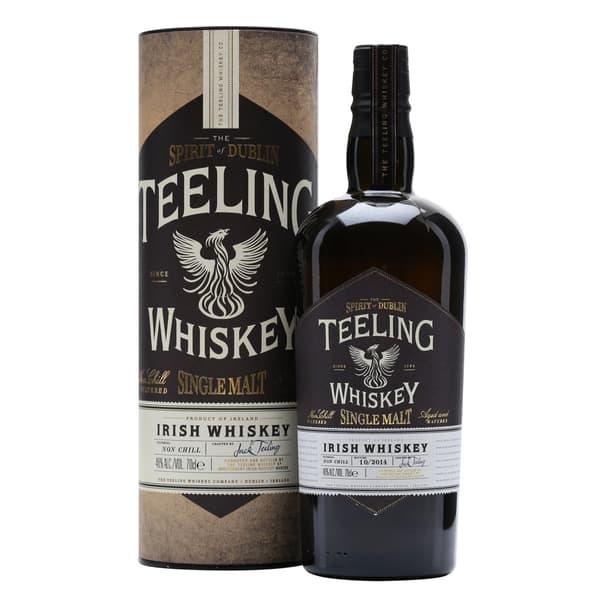 Teeling Irish Whiskey Single Malt 70cl