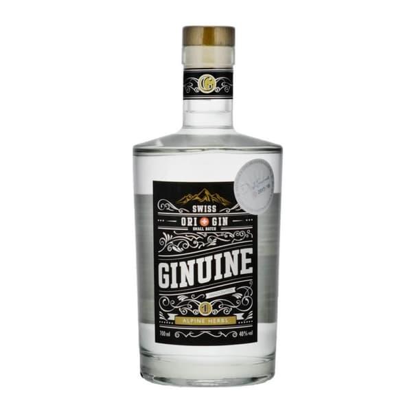 Ginuine Gin Alpine Herbs 70cl