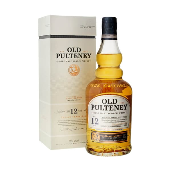 Old Pulteney 12 Years Whisky 70cl