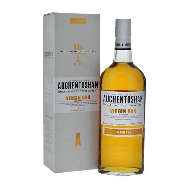 Auchentoshan Virgin Oak Malt Whisky 70cl
