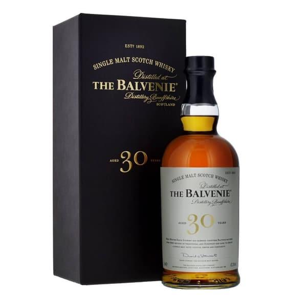 Balvenie 30 Years Single Malt Whisky 70cl