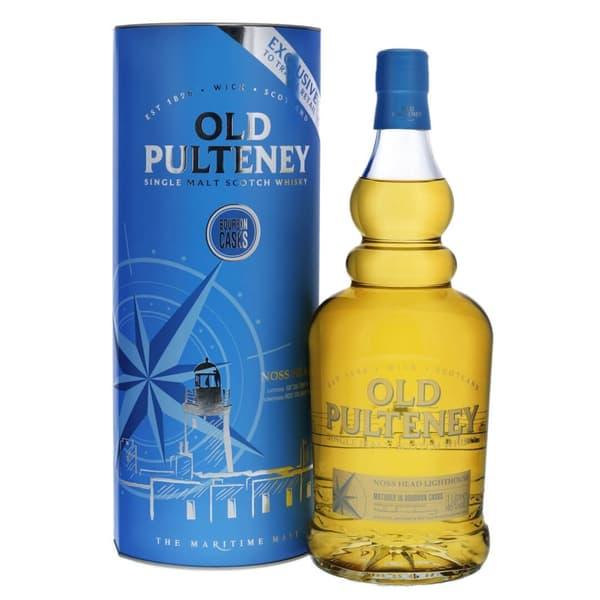 Old Pulteney Noss Head Bourbon Casks Whisky 100cl