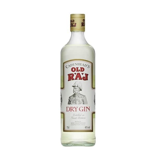 Cadenhead's Old Raj Gin 46% 70cl
