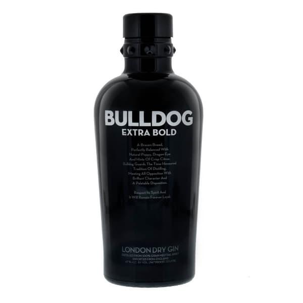 Bulldog Extra Bold London Dry Gin 100cl