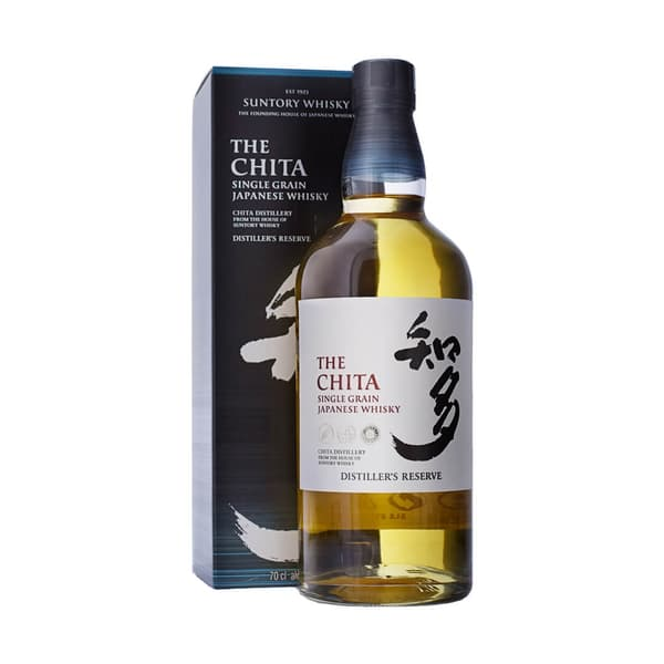 The Chita Suntory Single Grain Whisky 70cl