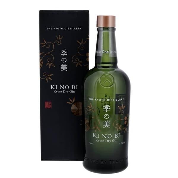Kinobi Kyoto Dry Gin 70cl