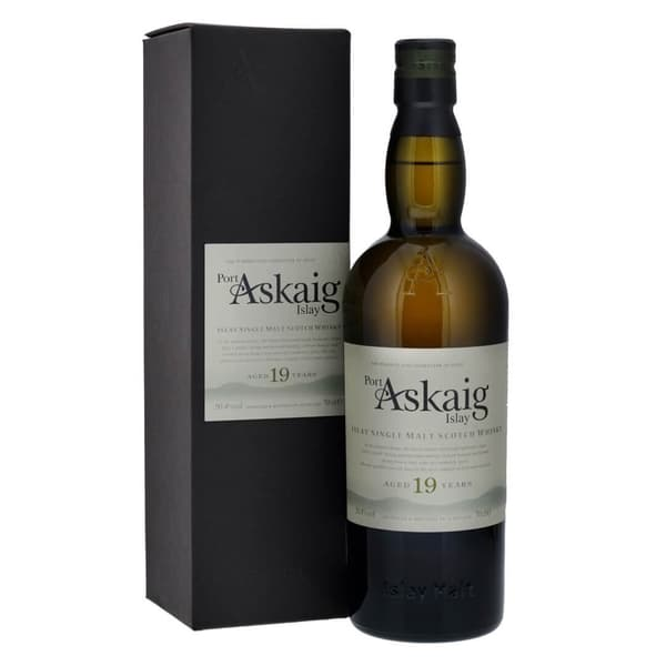 Port Askaig 19 Years Old Single Malt Whisky 70cl